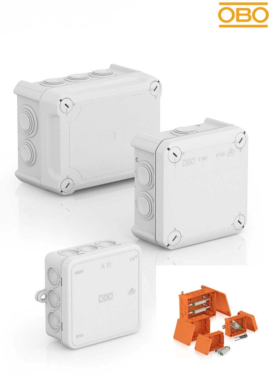 جعبه-تقسیم-روکار شرکت OBO